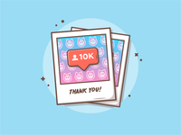 10K!! 😁📸