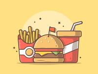 Kid Meals!! 👦 👩🍔 🍟🥤