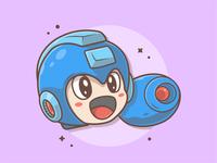 Megaman!! 😁🤓🎮