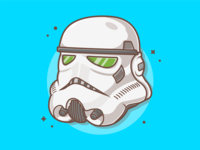 Trooper Helmet! 🤓✌