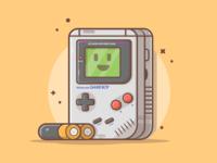 Orignal GameBoy!! 🔋🎮