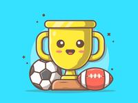 Sports! 😽⚽🏀🏈⚾