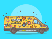 A Van! 😁🚐