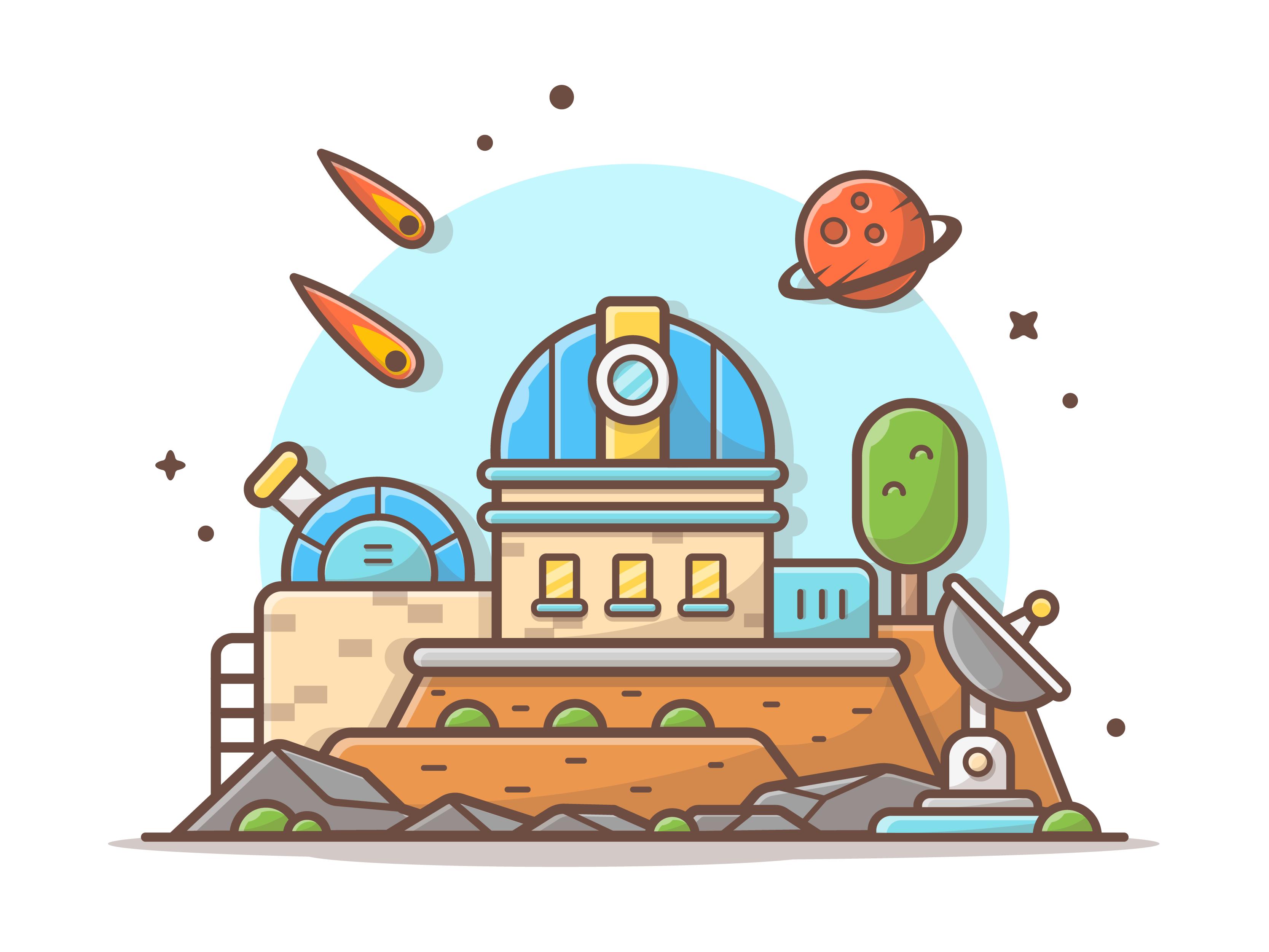 Observatory 02