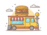 Burger truck 🍔