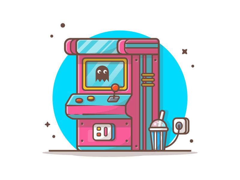 Arcade machine 🎮👾