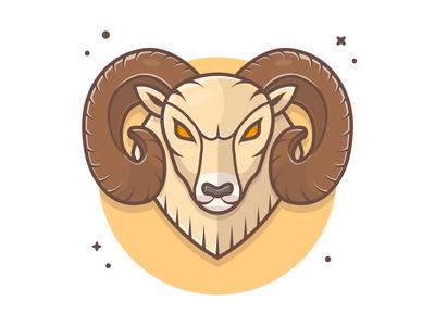Ram mascot 🤘🐐