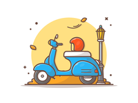 Scooter! 😁🛵