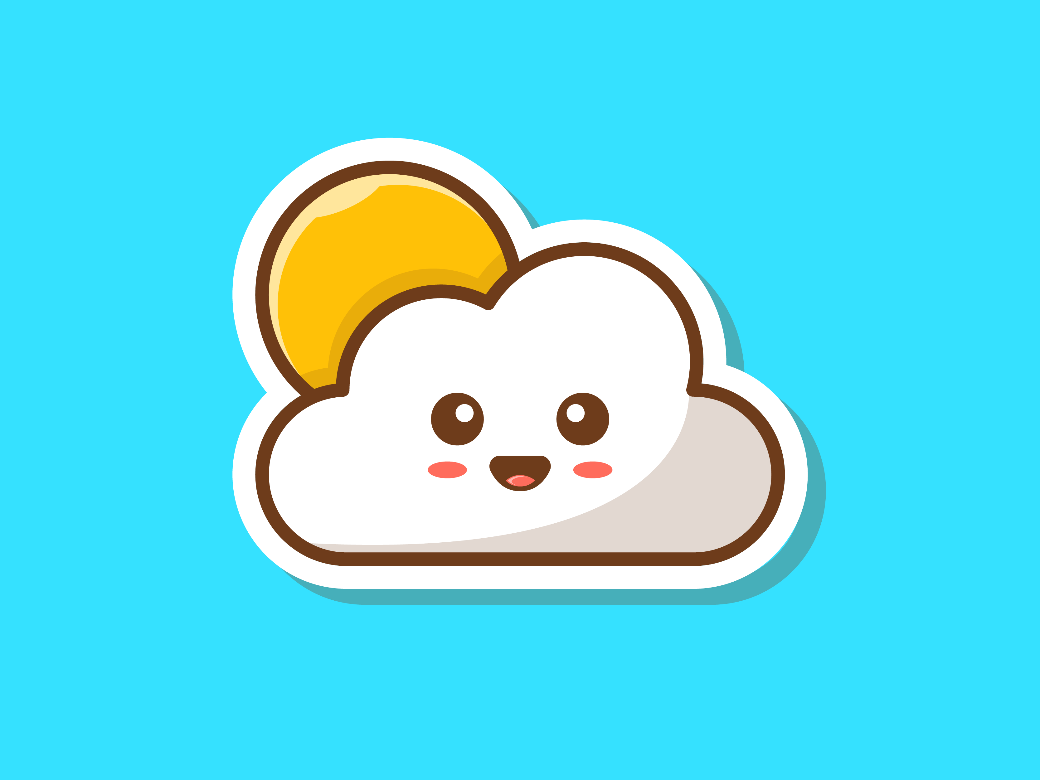 Clouds dribbble 02