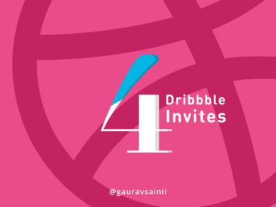 Dribbble Invites draft debut invites