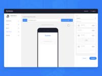 Custom App Page Setup