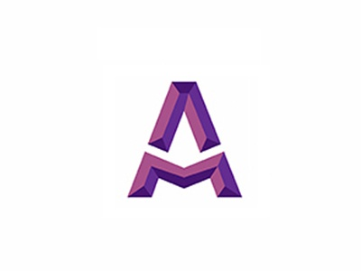 A & M monogram am a  m logo logo for sale logo design monogram logo