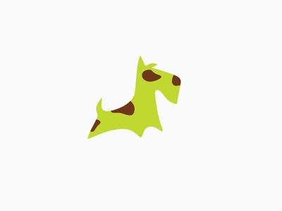 Doggy logo for sale illustration dog food dog illustration dog lover dog logo dog logo design logo