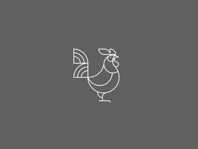 Rooster logo for sale chantry logo chantry cock logo cock animal character animal logo animal rooster logo rooster logo design logo