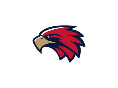 Eagle Mascot logo for sale sport eagle illustration school mascot mascot eagle mascot eagle logo eagle animal character animal animal logo illustration logo design logo