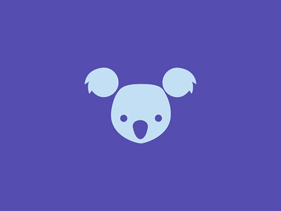 Koala koala logo koala animal character animal animal logo illustration logo logo for sale logo design
