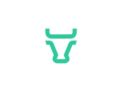 Cow (Bull) logo
