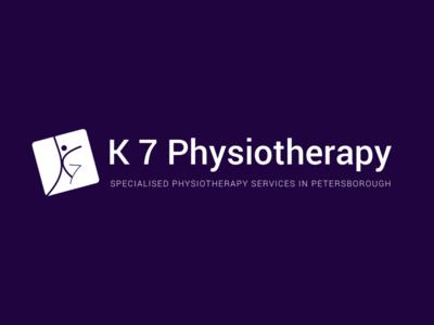 Logo for K7 Physio k7 physio london peterborough