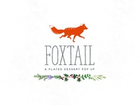 FOXTAIL DESSERT POP UP