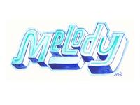 Melody Dribble
