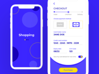Daily Ui - #002 Checkout