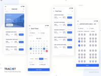 Tracket - Train ticket booking app