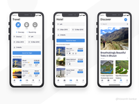 Wanderlust- Travel App