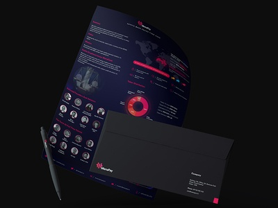 ICO Onepager