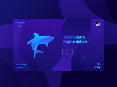 Golden ratio segmentation graphics segmentation ratio golden exercises design