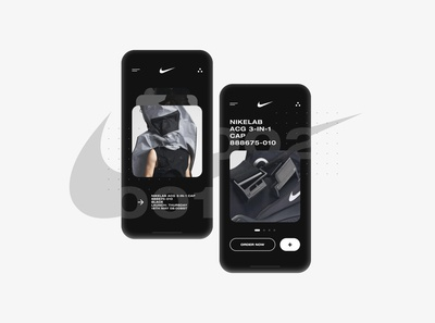Nike ACG UI Concept 2
