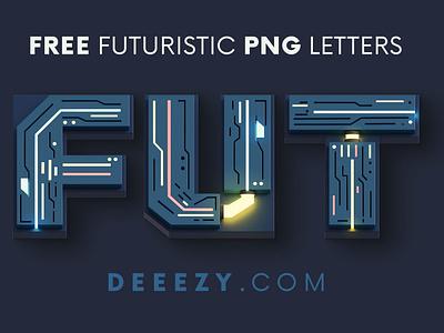 Free Futuristico 3D Lettering future geometric light font futuristic free font lettering 3d lettering freebie font free graphics free 3d typography
