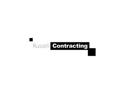 Russell Contracting Logo