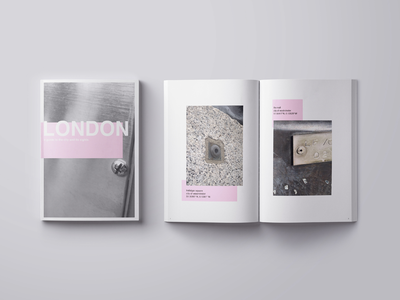 Book design: A Guide to the City city concept birmingham london photography abstract screw print graphic design design book cover book