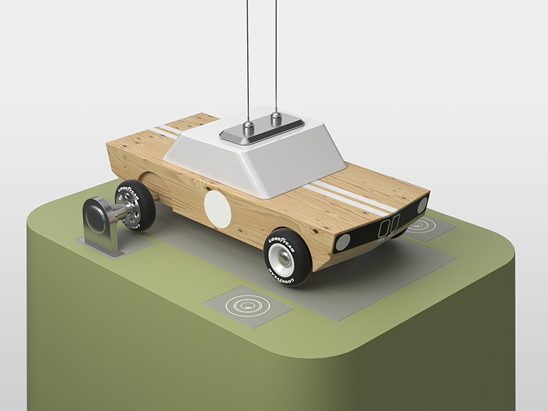 Wooden Bimmer toy toy design car illustration cartoon still life vray cgi c4d abstract art abstract setdesign vectary 3d render vectary texture design 3dmodel 3d