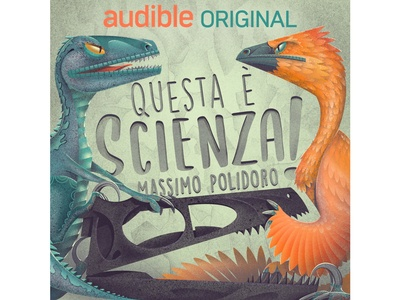 Dinosaurs are still in our midst - an Audible podcasts series