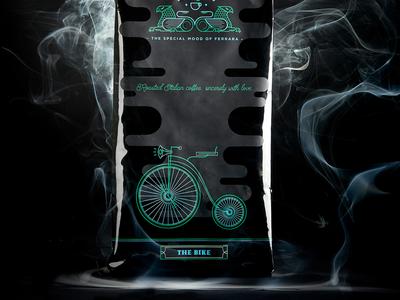 Foggy Mug // The Bike
