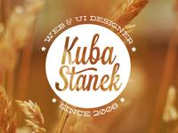 Kuba Stanek - logo 2012 v2
