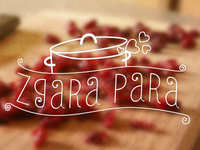 Zgara para - cooking blog logo