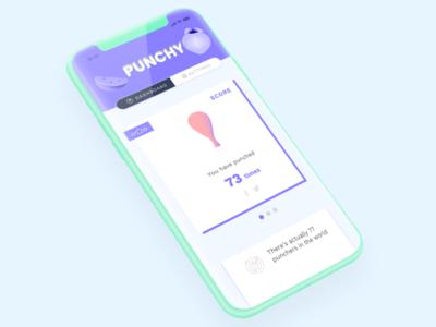 App Punchy 🤜🍗->🥦