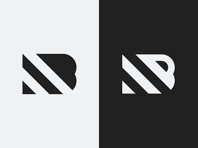 NB Monogram nb logo design identity design branding logo monogram