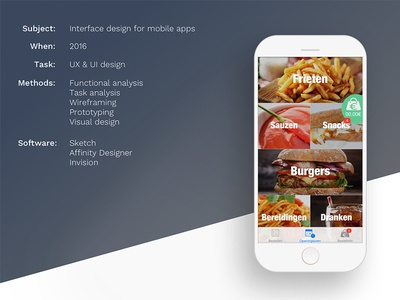 Use case for mobile apps