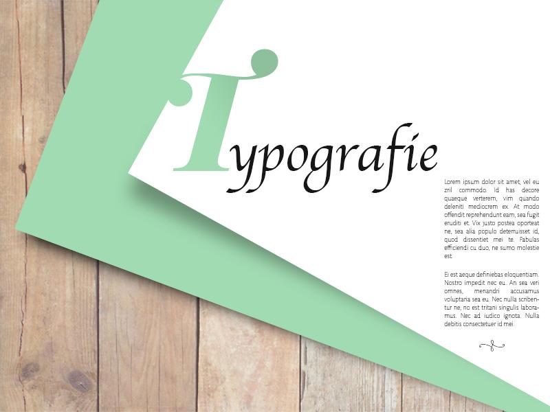 Moodboard experiment moodboard wood green typography