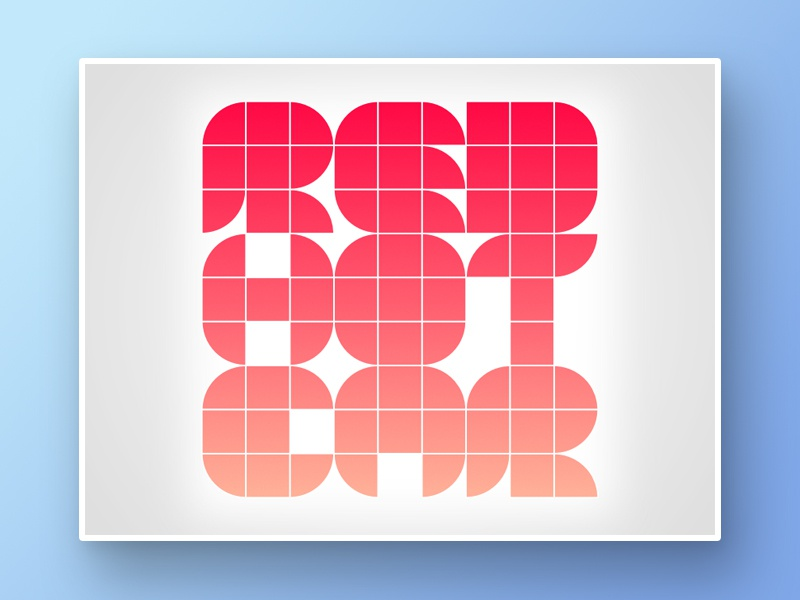 Typography design typography