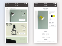 Chair - Furniture Store App
