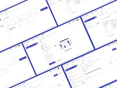 Survey App Dashboard analytics dashboard dashboard design survey ui features page questions setup form survey analytics chart dashboard business enterprise white design clean ui ux ui