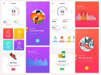 Running App UI