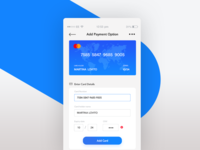 Credit Card UI