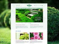 Silvanus Garden Center - redesign