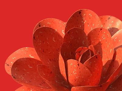 Bloom graphicdesign design artwork bloom flower 3dart 3dillustration physicalrender cinema4dart cinema4d