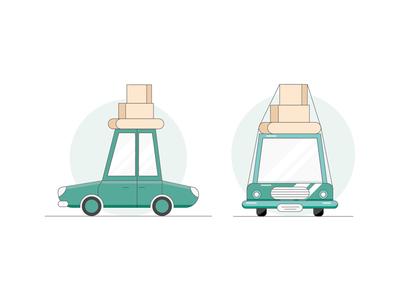 Ride Time design ride toy car vehicle car adobe illustrator vector graphic graphic design illustration illustrator